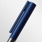 Шариковая ручка пластиковым корпусом